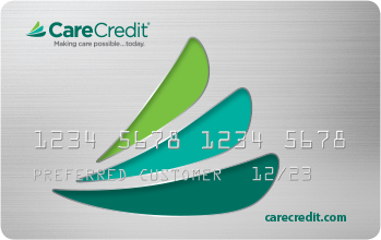 CareCredit card